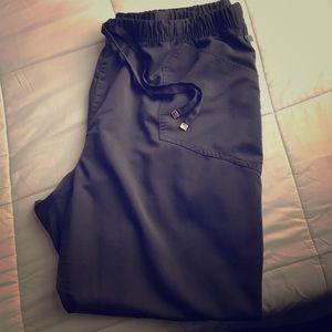 Other - Gray scrub pants, barco